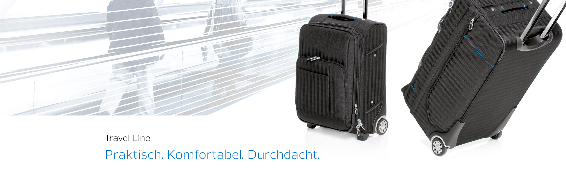 Softbags aus der Serie Travel Line