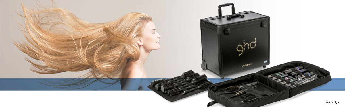 Cases for the cosmetics industry - field staff cases, collection cases and transport cases from Faisst