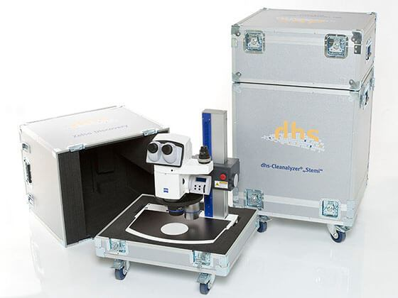 Alu Robust - Transport cases for sensitive measuring and test devices