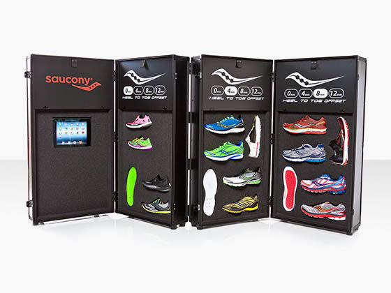 Cargo Air - Flightcases for jogging shoes