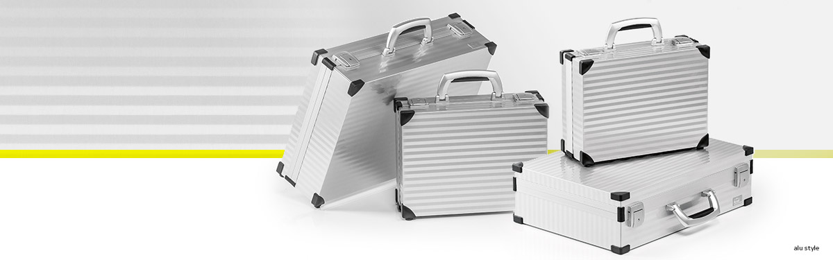 sheet metal cases - comfortable transportation