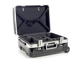Air Line valise rigide, valises en plastique