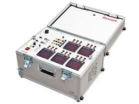 demo case made for Bosch Rexroth