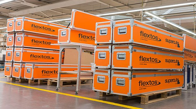 Flextos flightcase
