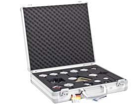 Alu Design - Presentation and sample case for measuring technology