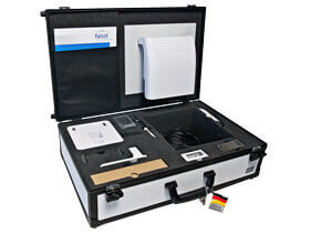sample case made by Faisst in Germany
